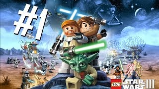 LEGO Star Wars 3: The Clone Wars #1: Attack of the Clones
