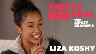 Liza Koshy On Internet Stardom and Chasing New Dreams | Pretty Big Deal