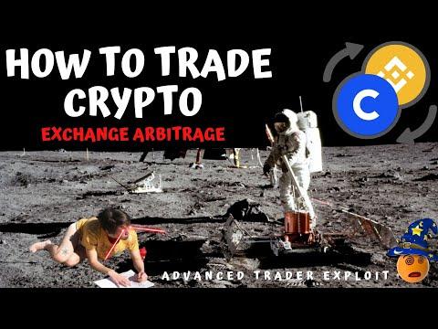 How To Trade Crypto Exchange Arbitrage [Advanced Trader Exploit] $ATOM/USD
