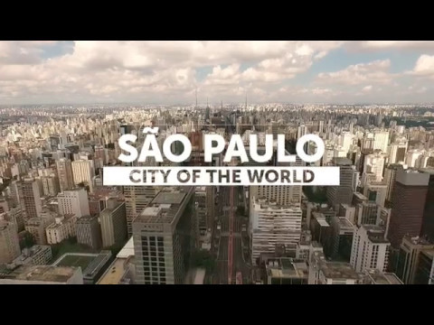Sao Paulo city of the world- Brazil