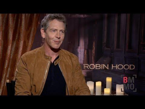 Ben Mendelsohn Interview - Robin Hood