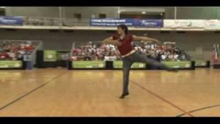 shuichi kawazu 2008 World Baton Twirling Championships