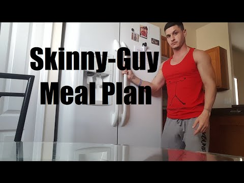 what to eat to gain muscle for skinny guys