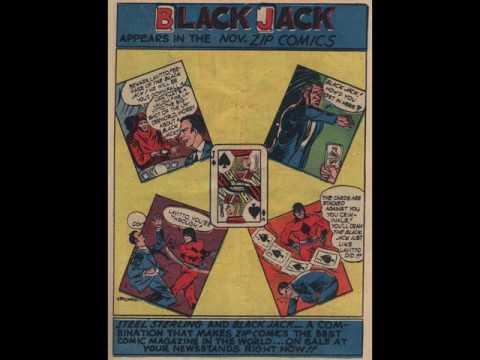 Blue Ribbon Comics 18 [comic book]