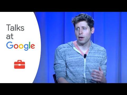 "Sam Altman: ""The Winding Path of Progress"" | Talks at Google"