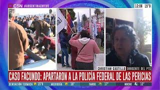 Caso Facundo: apartaron a la policía federal de las pericias