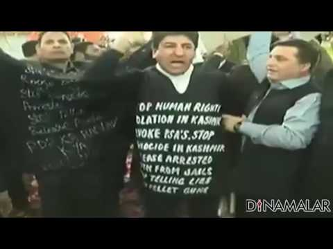 National Anthem insult in Jammu & Kashmir Assembly