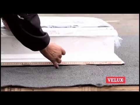 Instalaci n de ventana fija para techos planos velux youtube for Ventanas para techos planos argentina