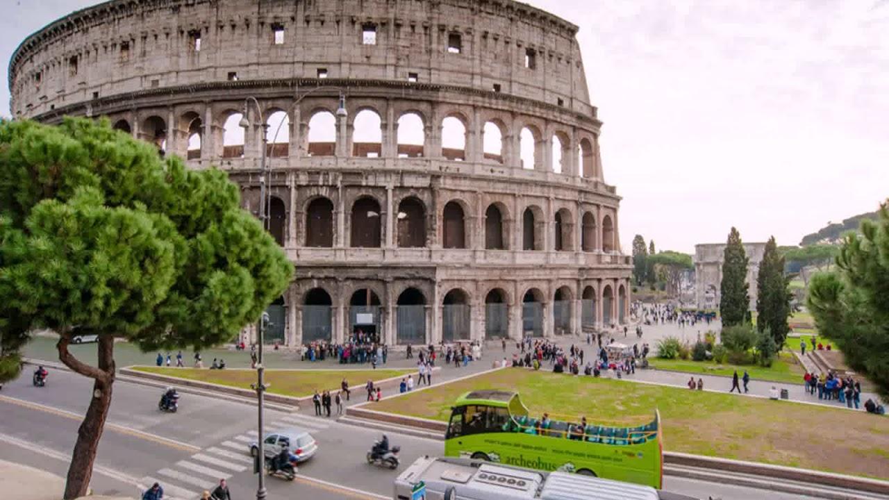 рим город достопримечательности фото с описанием небе