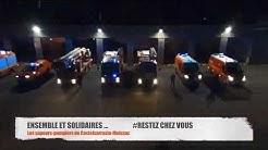 SP Castelsarrasin Moissac #solidaires des personnels soignants