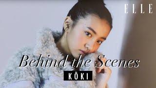 Kōki,  | 封面拍攝幕後花絮 | Behind the Scenes of ELLE HK Cover Shoot kōki, 検索動画 17
