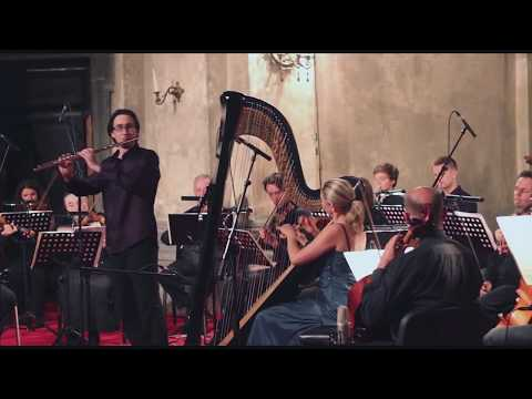 Mozart - Concerto for Flute, Harp and Orchestra in C major, K 299
