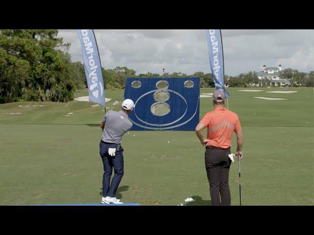 Chip Off With Matt Wolff & Collin Morikawa | TaylorMade Golf