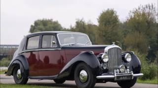 Bentley Mark VI 1952