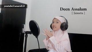 Download Video Deen Assalam - Janeeta cover MP3 3GP MP4