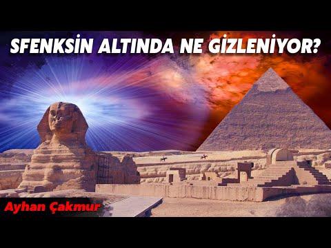 MISIR: BÜYÜK SFENKSİN