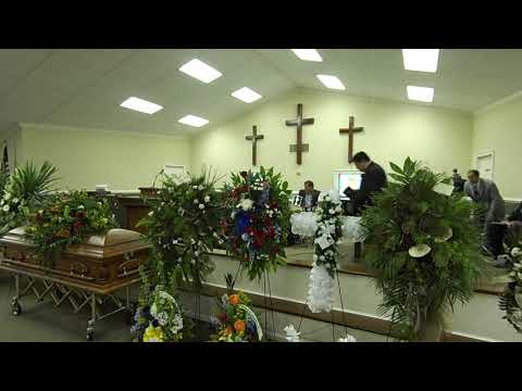 Funeral of Fred L Smith