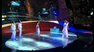 """Hasta la vista"" Олександр Пономарьов, Eurovision 2003"