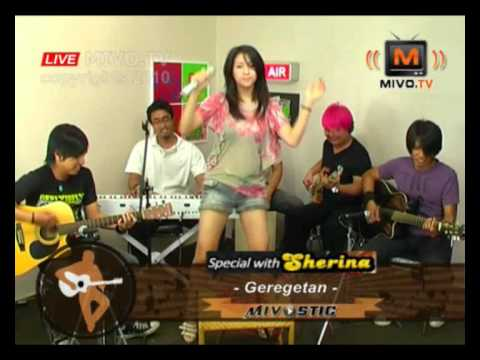 Sherina - Geregetan - Mivostic - Mivo.TV