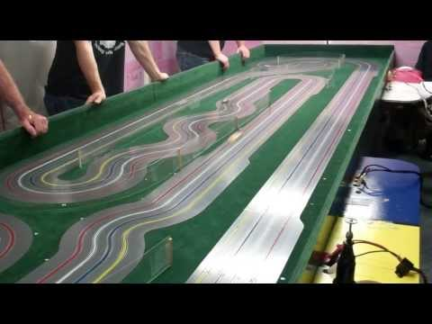 Ohio State HO Slot Car Racing Series 2013/09/29 part 2