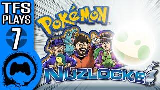 Pokemon Silver NUZLOCKE Part 7 - TFS Plays - TFS Gaming