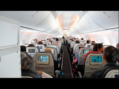 TURKISH AIRLINES 737-900ER NEW ECONOMY CLASS LUX-IST TK1359