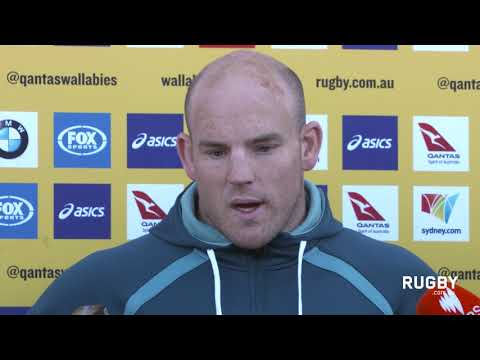 Full press conference: Cheika, Moore and Rona