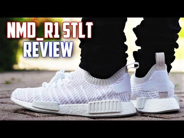 Adidas Nmd R1 Stlt Review And On Feet Youtube