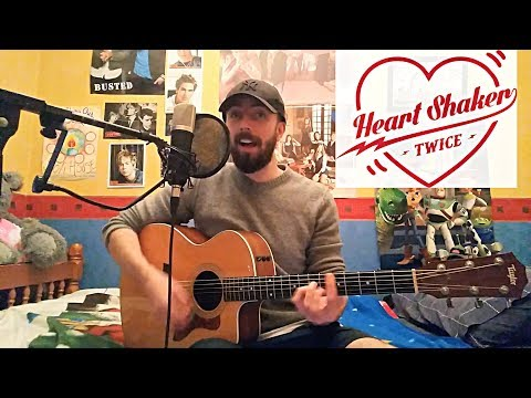 TWICE - HEART SHAKER - COVER (With Chords)