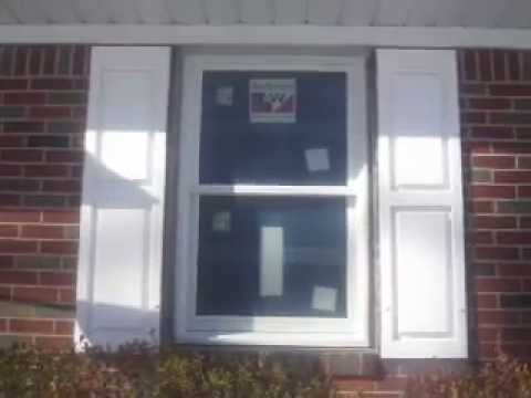 New anderson installation window contractor nj 973 487 for Anderson vinyl windows