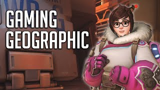 Gaming Geographic! Overwatch Edition, Episode 2