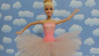 Barbie Dikişsiz Bale Kıyafeti - Bale Ayakkabıları Nasıl Yapılır? - Kendin Yap Kolay Barbie Giysileri