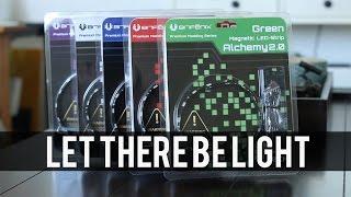 Bitfenix Alchemy 2.0 Magnetic LED Strips!