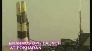 Indian Brahmos Missile test hits bullseye at speed MACH 2.9+