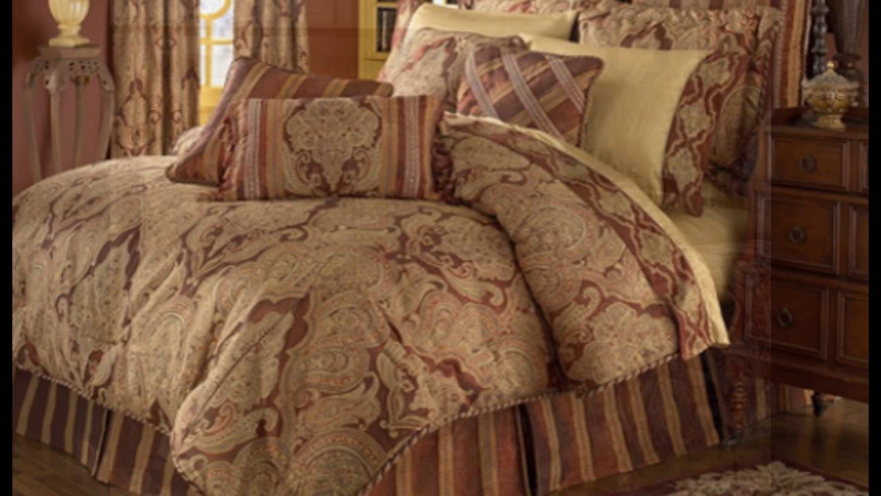 thumb reg bed watch comforter bath the store bradney bedding set croscill product video beyond for