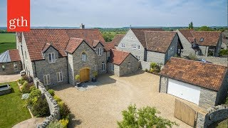 Greenslade Taylor Hunt - Barton House - Long Sutton - Property Video Tours Somerset