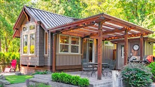 Amazing Beautiful Constructed Cottage With 5 Beds By Wildwood | Tiny House Big Living