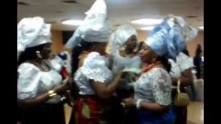 Urhobo party