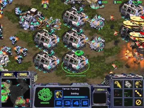 20110624   game4   TvP macro on Aztec