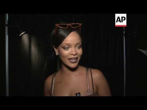 Rihanna unveils Savage X Fenty at New York Fashion Week, Gigi and Bella Hadid model in show