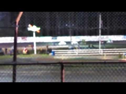 Bear Ridge Speedway 500cc Feature 6.7.14. warning adult language