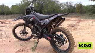 Apollo 250cc DB-36 Pit Dirt Bike