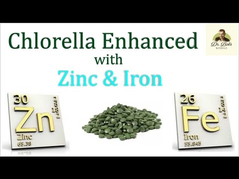 Zinc and Iron: Both Required for Men and Women