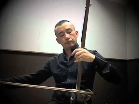 Chinese traditional musical instruments play Tchaikovsky Violin Concerto in D Major, Op. 35