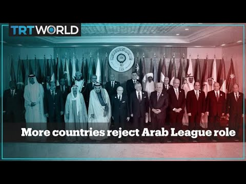 Six countries now refuse to chair Arab League