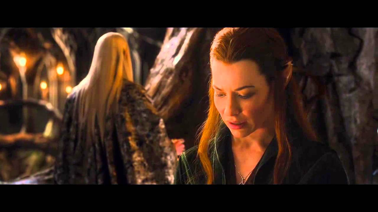 hobbit smaugs ödemark rollista