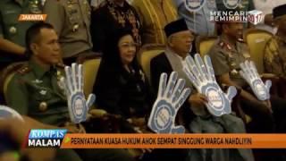 Balada Ahok dan Maruf Amin