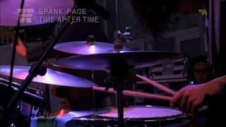 SPANK PAGE - TIME AFTER TIME