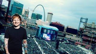 Ed sheeran DIVIDE WORLD TOUR!! (VLOG)