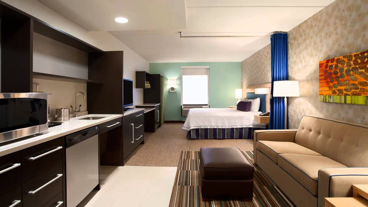Home2 Suites By Hilton (Explore Our Suites)   YouTube